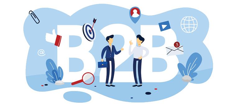 b2b ecommerce infographic