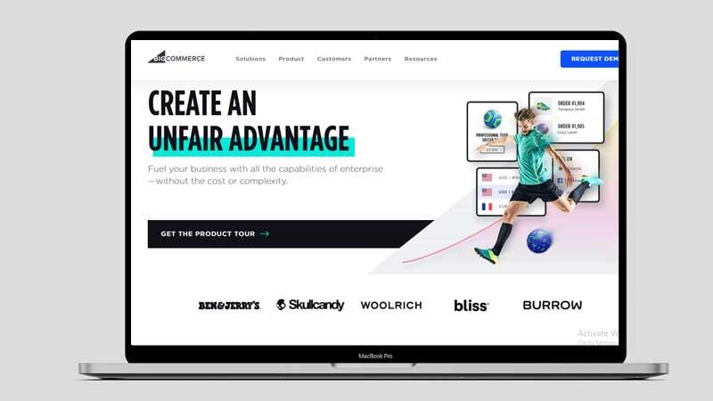 shopify alternative bigcommerce