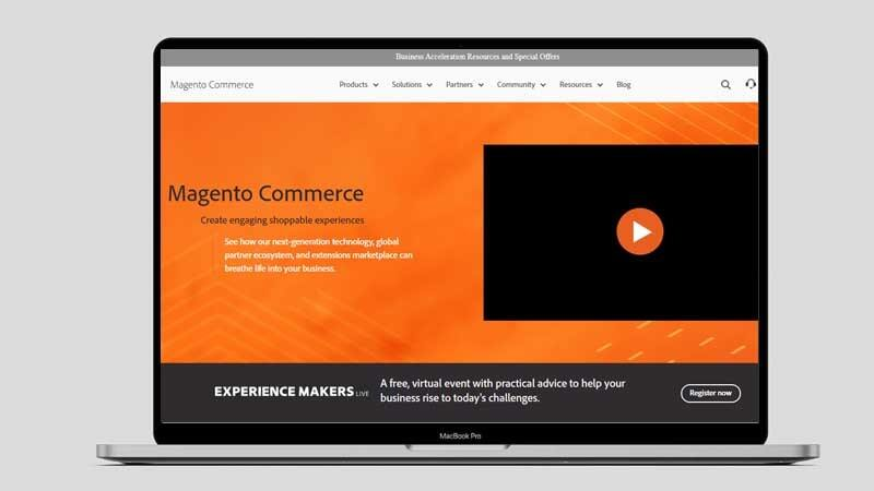 shopify alternative magento