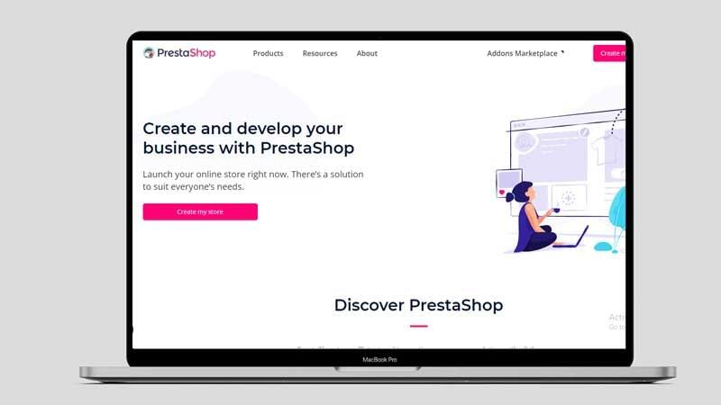 shopify alternative prestashop