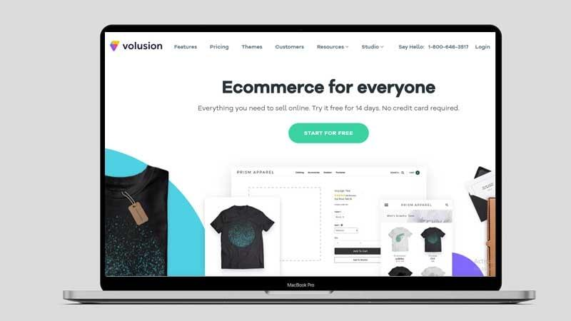 shopify alternative volusion
