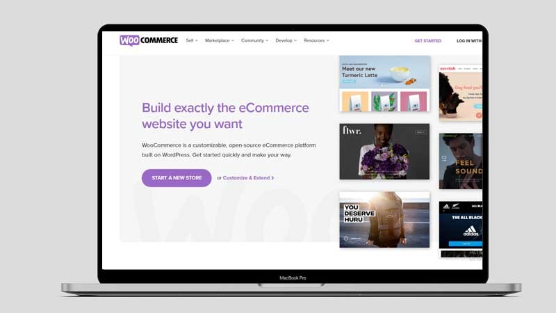 shopify alternative woocommerce