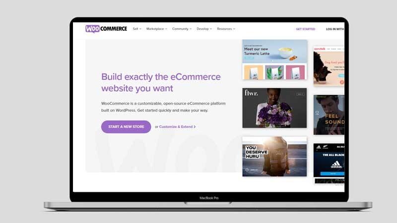 shopify alternative woocommerce