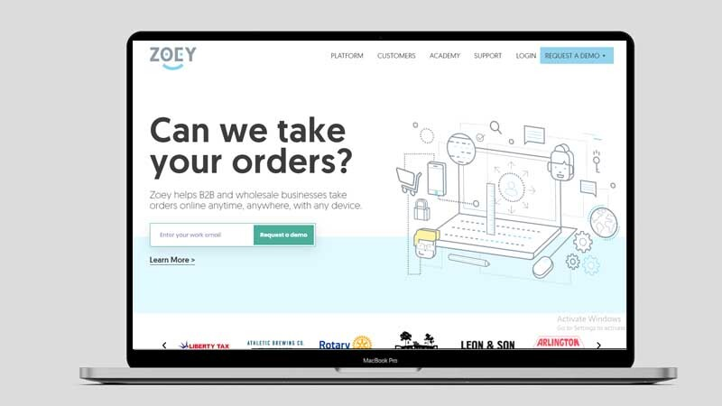 shopify alternative zoey