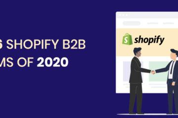 shopify b2b